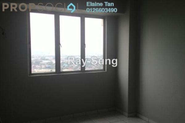For Rent Condominium at Rhythm Avenue, UEP Subang Jaya Freehold Semi Furnished 3R/2B 1.5k