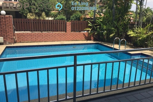 For Rent Bungalow at Pusat Bandar Damansara, Damansara Heights Freehold Semi Furnished 5R/3B 10k