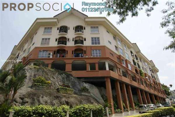 For Rent Condominium at La Vista, Bandar Puchong Jaya Freehold Fully Furnished 4R/3B 2.1千