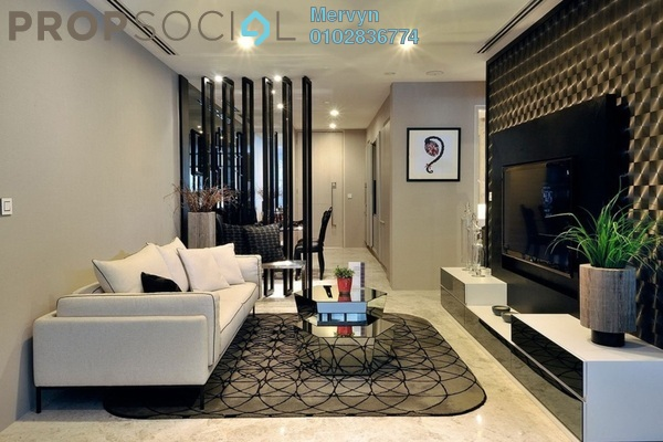 For Sale Condominium at The Heron Residency, Puchong Leasehold Semi Furnished 3R/2B 430k