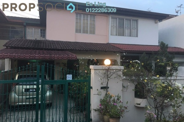 For Sale Terrace at Section 4, Petaling Jaya Leasehold Fully Furnished 4R/0B 975k