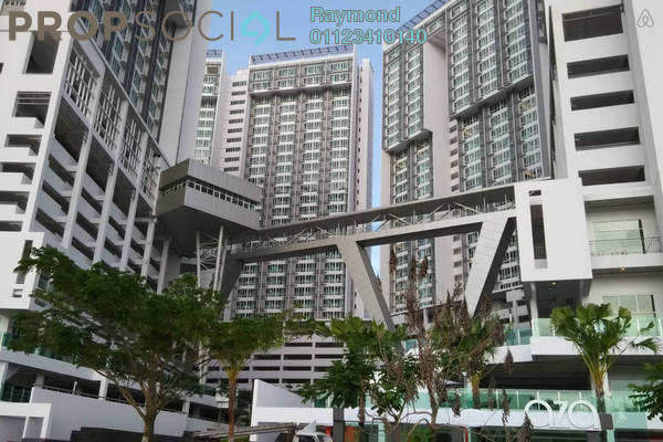 For Rent Serviced Residence at Garden Plaza @ Garden Residence, Cyberjaya Freehold Fully Furnished 3R/2B 1.8k