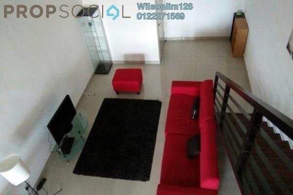 For Rent Serviced Residence at Subang SoHo, Subang Jaya Freehold Fully Furnished 1R/1B 1.8k