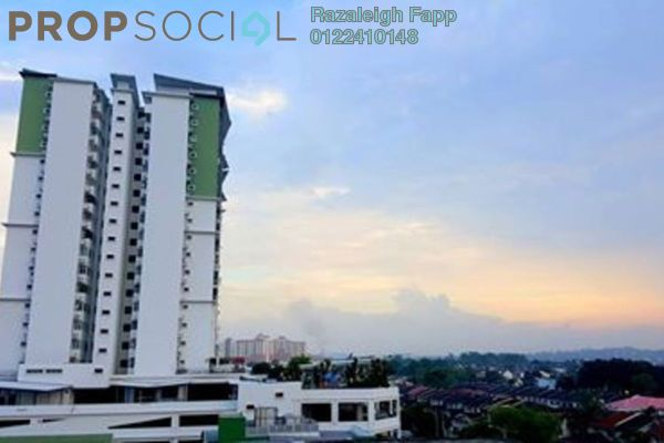 For Sale Condominium at Pearl Avenue, Kajang Freehold Semi Furnished 3R/2B 585k