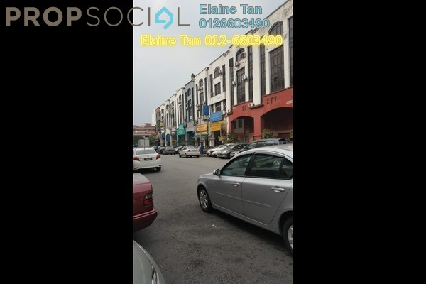 For Sale Shop at Kuchai Entrepreneurs Park, Kuchai Lama Leasehold Semi Furnished 0R/0B 2.8m