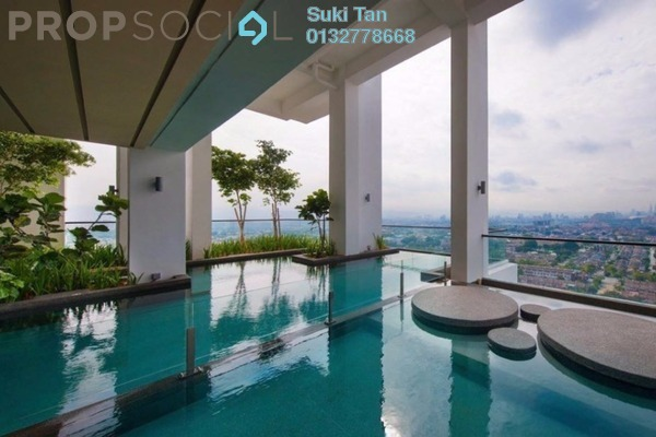 For Sale Condominium at Dua Menjalara, Bandar Menjalara Leasehold Semi Furnished 3R/2B 820k