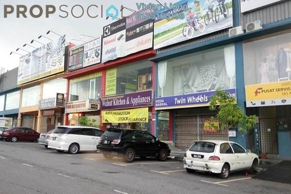 For Rent Shop at Taman Kajang Perdana, Kajang Leasehold Semi Furnished 0R/2B 2.3k