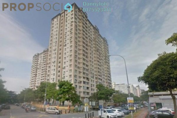 For Sale Apartment at Casa Magna, Kepong Leasehold Unfurnished 3R/2B 368k