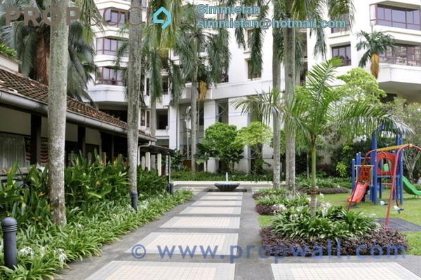 For Rent Condominium at Sri Penaga, Bangsar Freehold Fully Furnished 2R/2B 3.5k