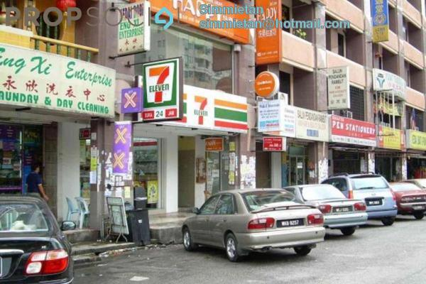 For Rent Shop at Taman Wangsa Permai, Kepong Leasehold Unfurnished 0R/0B 4.5k