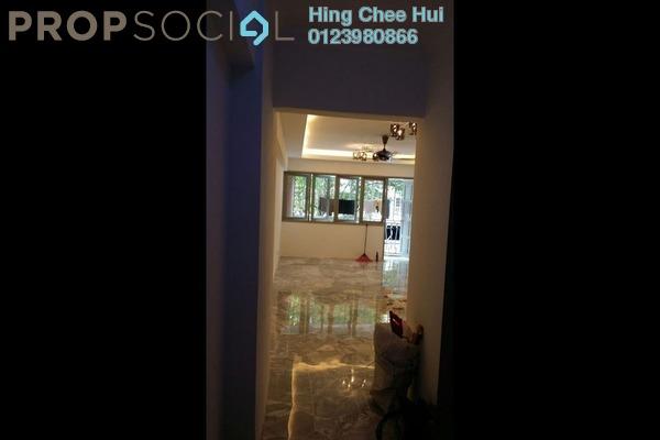 For Sale Apartment at Grandeur Tower, Pandan Indah Leasehold Semi Furnished 3R/2B 368k