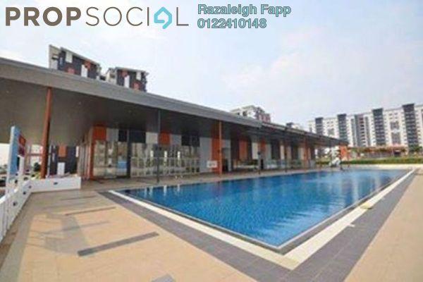For Sale Apartment at Seri Kasturi, Setia Alam Freehold Unfurnished 3R/2B 360k