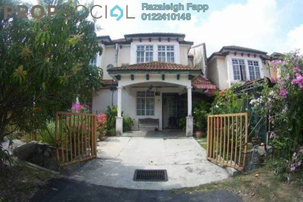 For Sale Terrace at Bandar Puncak Alam, Kuala Selangor Leasehold Semi Furnished 4R/3B 360k