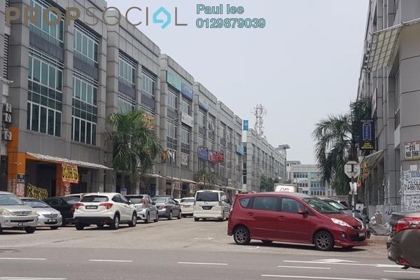 For Rent Office at Puteri 6, Bandar Puteri Puchong Freehold Semi Furnished 2R/2B 1.5k