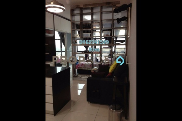 For Sale Serviced Residence at Zeva, Bandar Putra Permai Leasehold Fully Furnished 1R/1B 350k