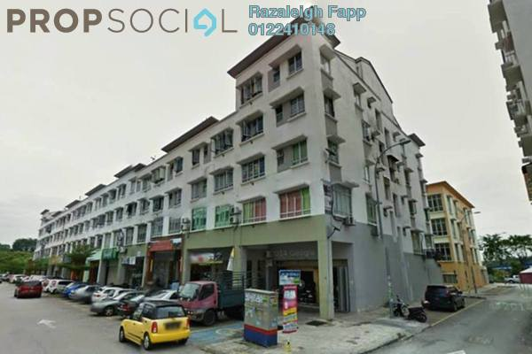 For Sale Serviced Residence at Dataran Otomobil, Shah Alam Leasehold Unfurnished 3R/2B 210k