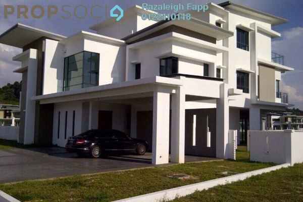 For Sale Bungalow at Lake Garden Villas, Cahaya SPK Leasehold Unfurnished 6R/5B 3.35m