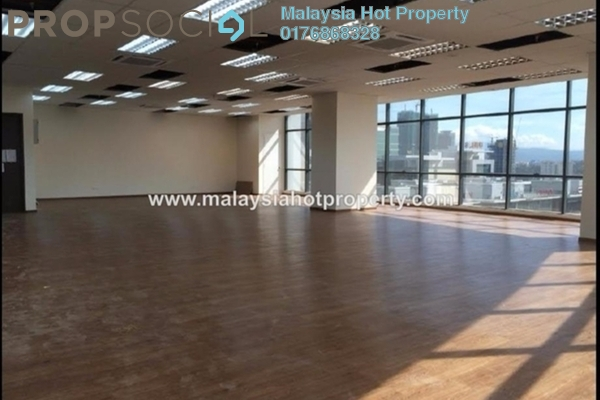 For Rent Office at The Vertical, Bangsar South Leasehold Unfurnished 1R/1B 3.5k