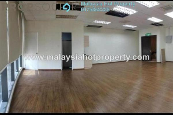 For Sale Office at Vertical Suites, Bangsar South Leasehold Semi Furnished 1R/1B 1m