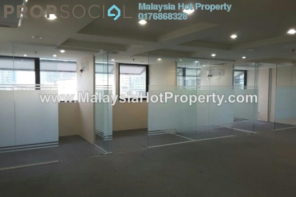 For Rent Office at Northpoint, Mid Valley City Leasehold Fully Furnished 1R/1B 7.9k