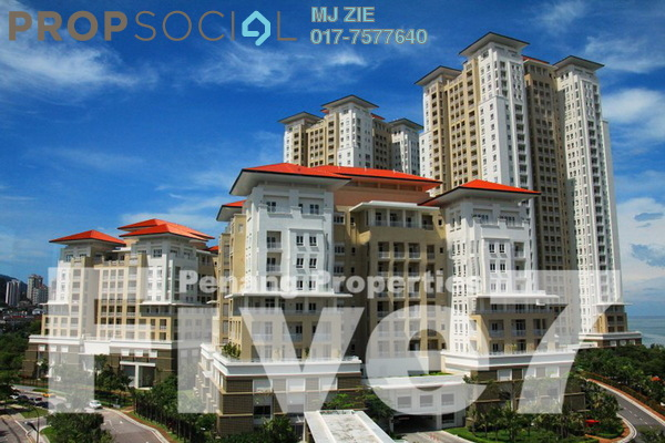 For Rent Condominium at Quayside, Seri Tanjung Pinang Freehold Fully Furnished 4R/4B 8.5千