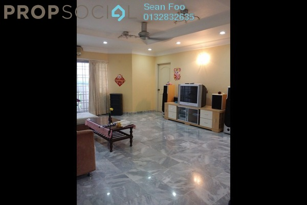 For Rent Condominium at Endah Villa, Sri Petaling Freehold Fully Furnished 3R/2B 2.2k