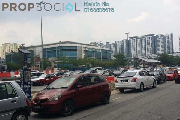 For Rent Shop at Danau Kota, Setapak Leasehold Semi Furnished 3R/2B 2.5k