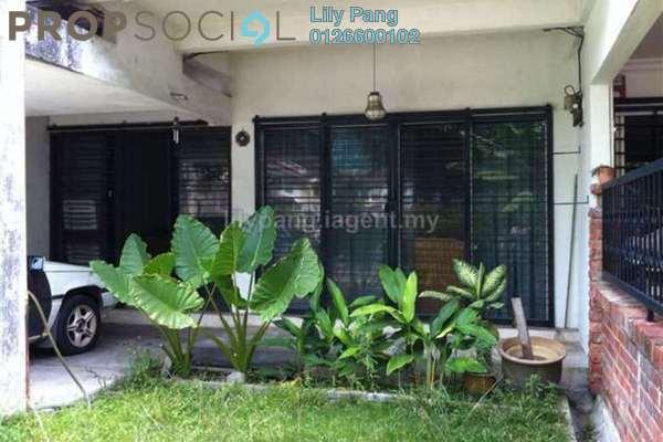 For Sale Terrace at Damansara Kim, Damansara Utama Freehold Unfurnished 4R/3B 998k