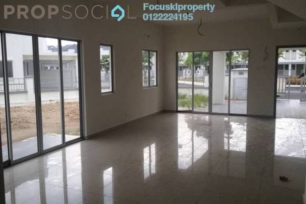 For Rent Terrace at Emerald West, Rawang Freehold Semi Furnished 4R/3B 1.3k
