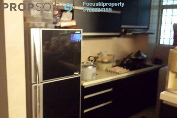 For Sale Condominium at Plaza Medan Putra, Bandar Menjalara Freehold Fully Furnished 3R/2B 450k
