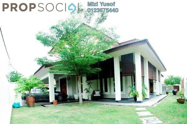 For Sale Bungalow at Seksyen 6, Bandar Bukit Mahkota Freehold Semi Furnished 4R/3B 1.7m