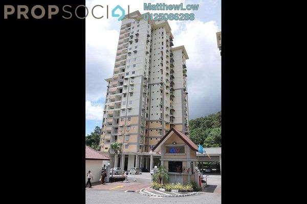 For Rent Condominium at Desa Alor Vista, Relau Freehold Unfurnished 3R/2B 900translationmissing:en.pricing.unit