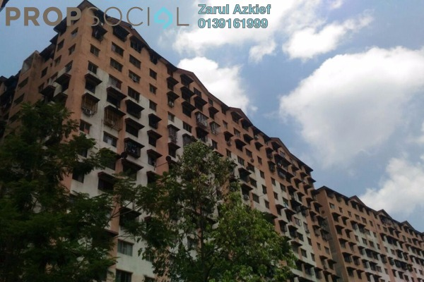 For Sale Apartment at Lestari Apartment, Damansara Damai Leasehold Unfurnished 3R/2B 110k