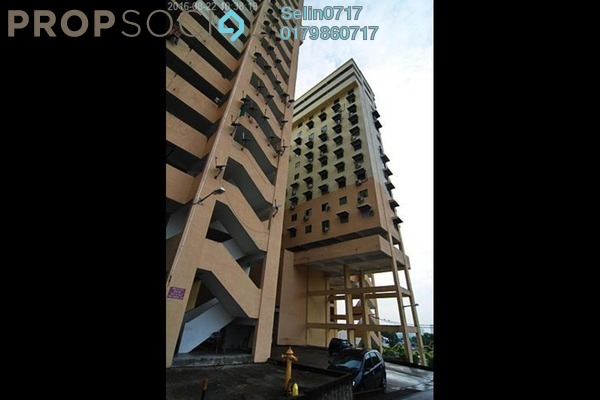 For Sale Apartment at Krystal Heights, Green Lane Freehold Unfurnished 2R/1B 145k