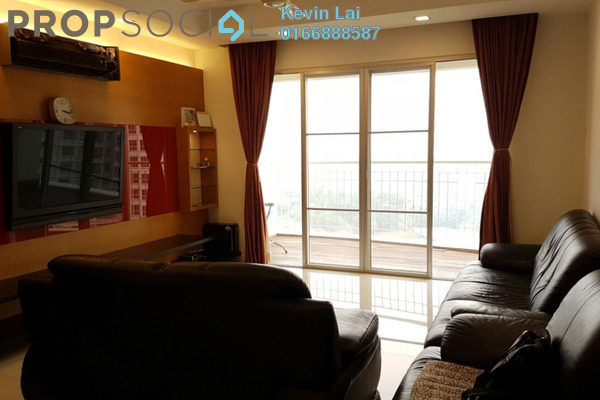 For Rent Condominium at Kiaramas Sutera, Mont Kiara Freehold Fully Furnished 3R/3B 4k