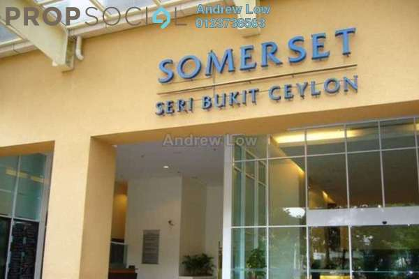 For Sale Condominium at Seri Bukit Ceylon, Bukit Ceylon Freehold Fully Furnished 2R/2B 1.06m