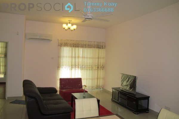 For Rent Apartment at Bayu Puteri, Tropicana Leasehold Fully Furnished 3R/2B 1.5k
