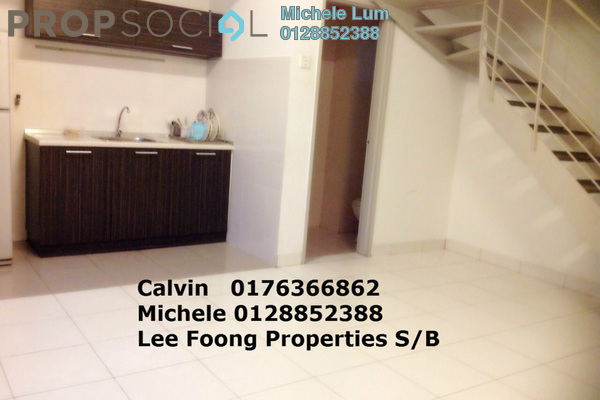For Sale Serviced Residence at The Domain, Cyberjaya Freehold Fully Furnished 1R/2B 280k