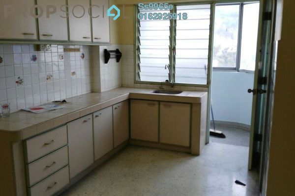 For Rent Apartment at Taman Connaught, Cheras Leasehold Semi Furnished 2R/1B 950translationmissing:en.pricing.unit