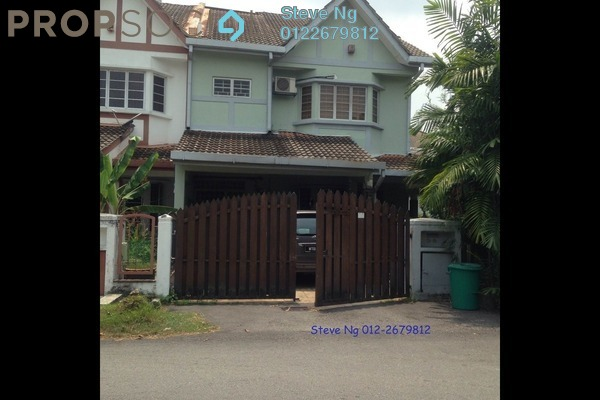 For Sale Terrace at BRP 7, Bukit Rahman Putra Freehold Semi Furnished 4R/3B 1.2m