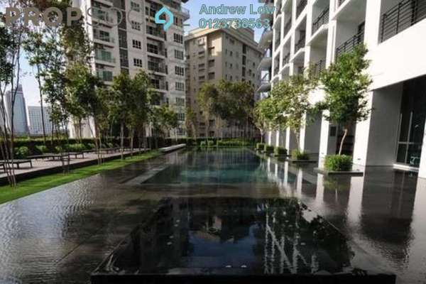 For Sale Condominium at Hampshire Place, KLCC Freehold Fully Furnished 2R/1B 1.2m