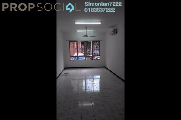 For Rent Condominium at Desa Tanjung Apartment, Bandar Puteri Puchong Freehold Semi Furnished 3R/2B 1.1k