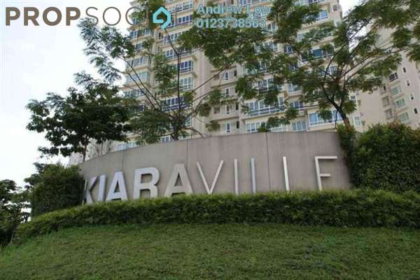For Sale Condominium at Kiaraville, Mont Kiara Freehold Fully Furnished 2R/3B 1.5m