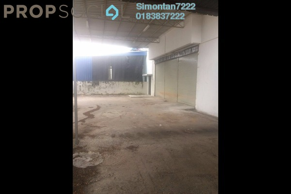 For Rent Factory at Puchong Utama Industrial Park, Bandar Puchong Utama Freehold Unfurnished 0R/0B 9.8k