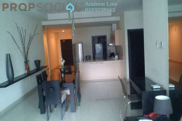 For Sale Condominium at One Residency, Bukit Ceylon Freehold Fully Furnished 2R/2B 1.13m