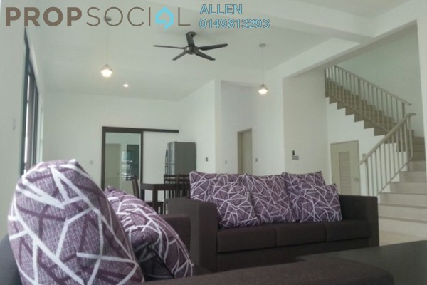 For Rent Semi-Detached at The Hills, Horizon Hills Freehold Fully Furnished 4R/5B 4k
