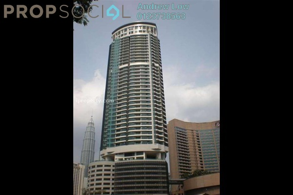 For Rent Condominium at Cendana, KLCC Freehold Semi Furnished 4R/4B 5.5k