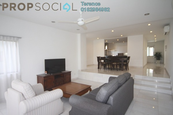 For Rent Condominium at Merak Kayangan, Bangsar Freehold Fully Furnished 3R/2B 8k
