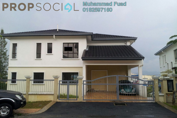 For Sale Bungalow at Saujana Villa, Kajang Freehold Unfurnished 5R/5B 1.65m