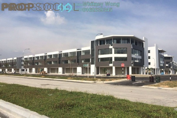 For Rent Shop at Setia Taipan, Setia Alam Freehold Unfurnished 0R/5B 7k